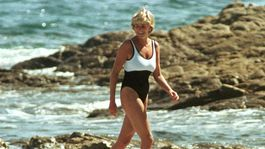 20. júl 1997: Lady Diana