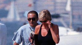 22. august 1997: Princezná Diana