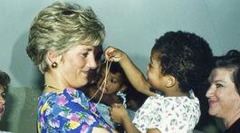 24. apríl 1991: Princezná Diana