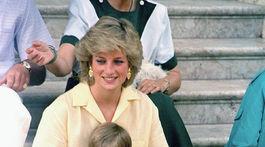9. august 1987: Princezná Diana