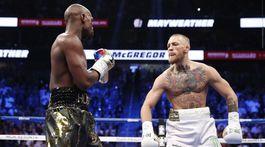Box McGregor Mayweather