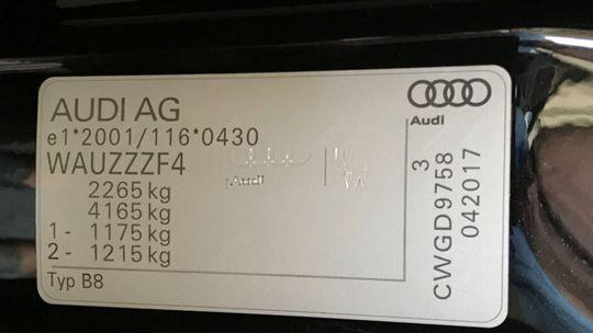 Audi vyrobilo tisíce áut s rovnakým VIN! To nebude lacné