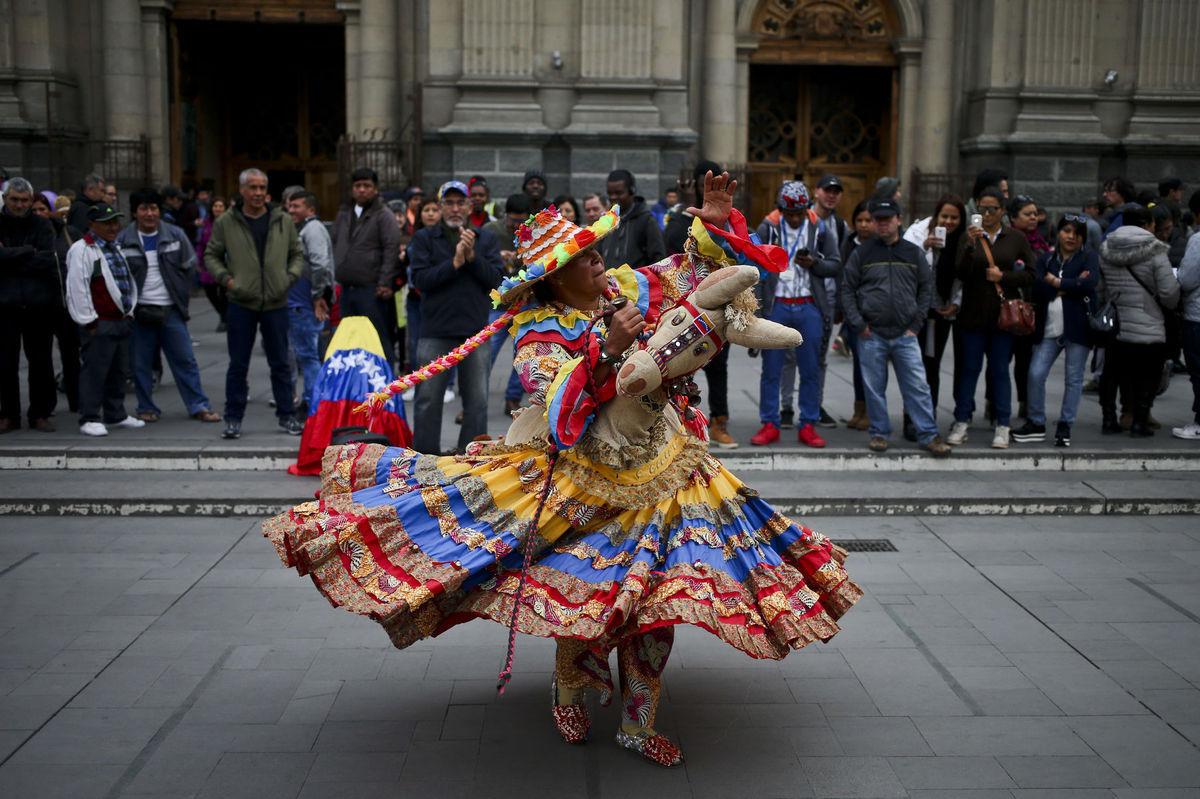 Čile, tanec, kroj,