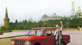 Moskvič 412 - 50 rokov