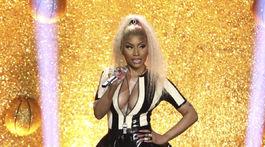 Raperka Nicki Minaj.