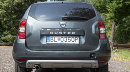 Dacia Duster 1,5 dCi 4x4 Outdoor - test 2017