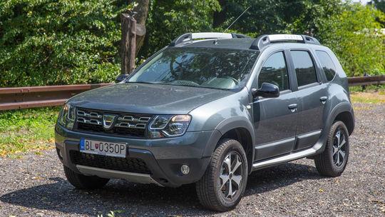 Test: Dacia Duster 1,5 dCi 4WD Outdoor – viac vám nikto nedá
