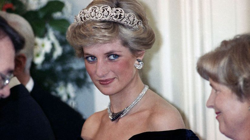 Britain Princess Diana Timeline