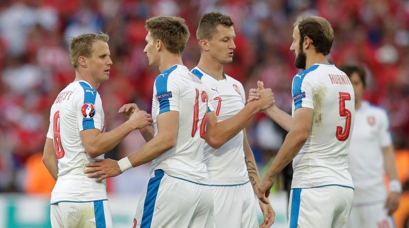 Česko futbal