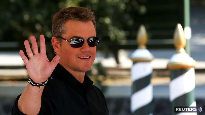 Matt Damon Benátky