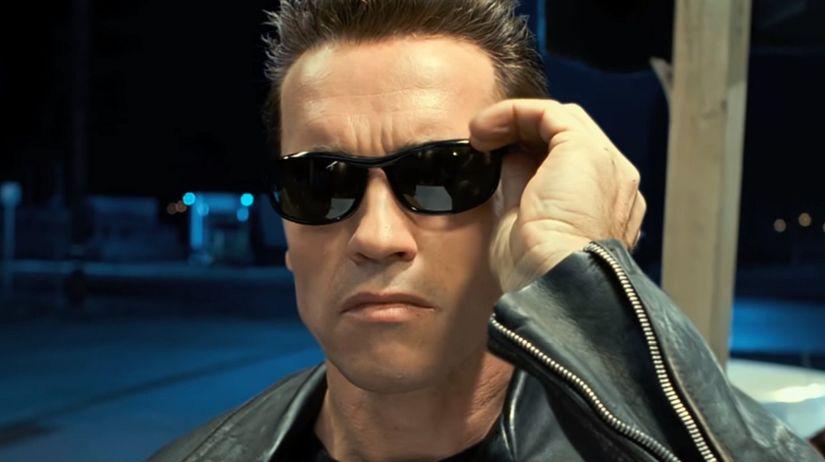 Arnold Schwarzenegger Terminátor
