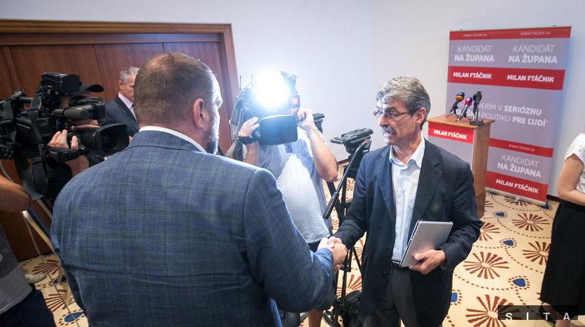 BSK: Kandidatúra Ftáčnika na post predsedu