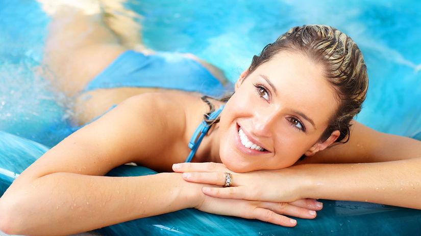 dovolenka, kúpele, bazén, relax, cestovanie,...