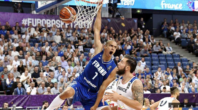 Fínsko EuroBasket