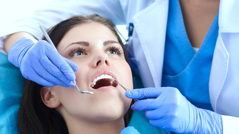 zuby, zubár, stomatológ, zubná hygiena