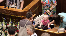 oslava 25 vyrocia ustavy den otvorenych dvery, nr sr, parlament