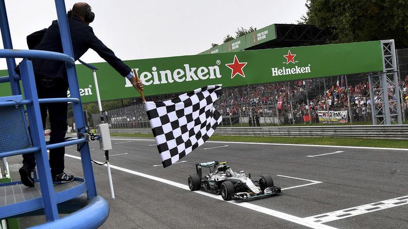 F1 Monza Rosberg