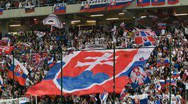 Slovensko, Slovinsko, futbal, fanúšikovia
