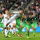Slovensko, Slovinsko, futbal