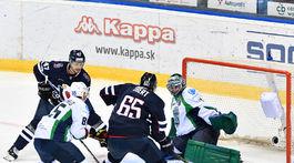 HC Slovan Bratislava - Jugra Chanty-Mansijsk.