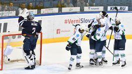 Slovan Bratislava - Chanty-Mansijsk