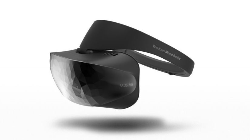 Asus Windows Mixed Reality, headset