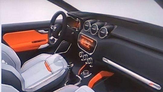 Dacia Duster II: Takto má vyzerať interiér. Tají nízku cenu