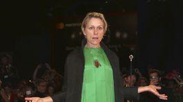 Herečka Frances McDormand.