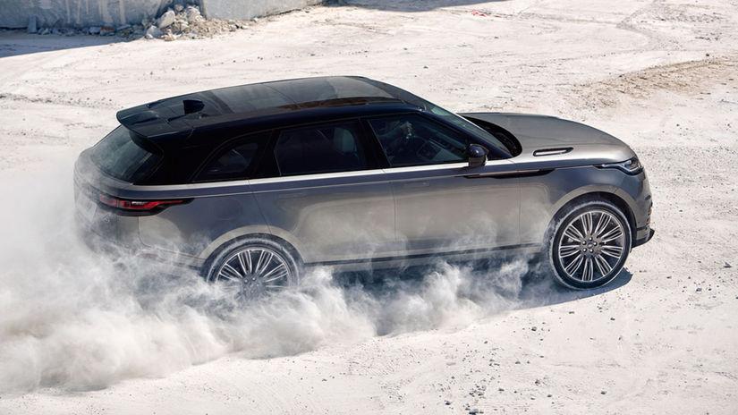 nahladova foto Land Rover inzercia