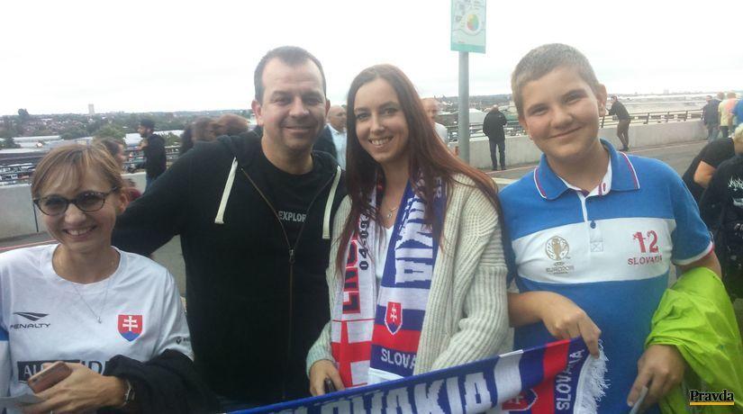 Slovensko fanúšikovia