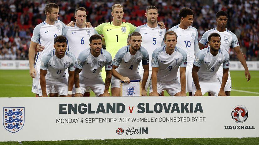 Anglicko, futbal