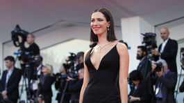 Italy Venice Film Festival mother Red Rebecca Hall