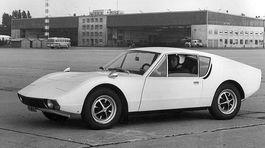 Škoda ÚVMV 1100 GT - 1970