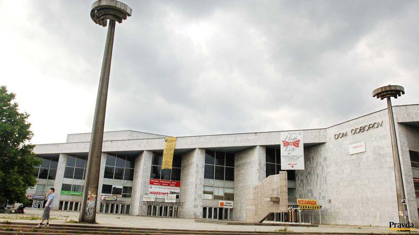 Bratislava,Istropolis