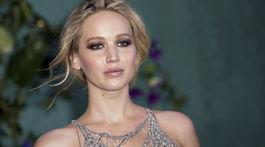 Herečka Jennifer Lawrence.