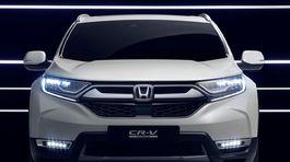 Honda CR-V Hybrid Prototyp - 2017