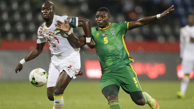 JAR Senegal Afrika