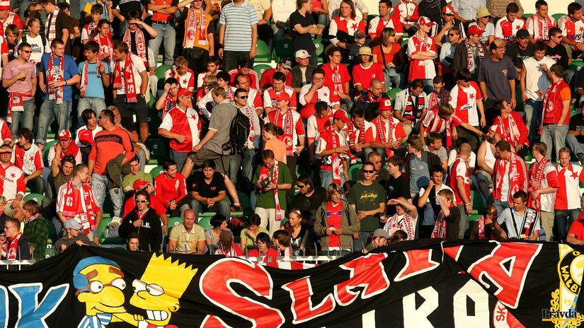 Slavia Praha, fanúšikovia