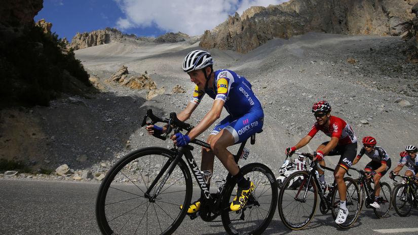 cyklistika Izoard