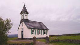 Island, kostol, chrám