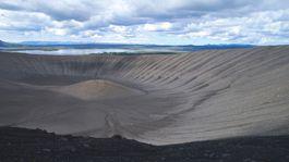Island, kráter, sopka,