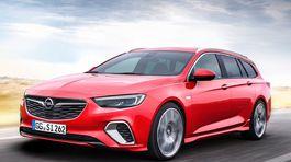 Opel Insignia GSi Sports Tourer - 2017