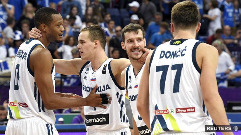 Slovinsko basketbal