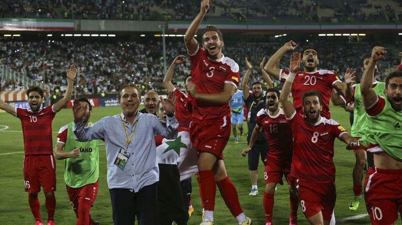 Sýria futbal