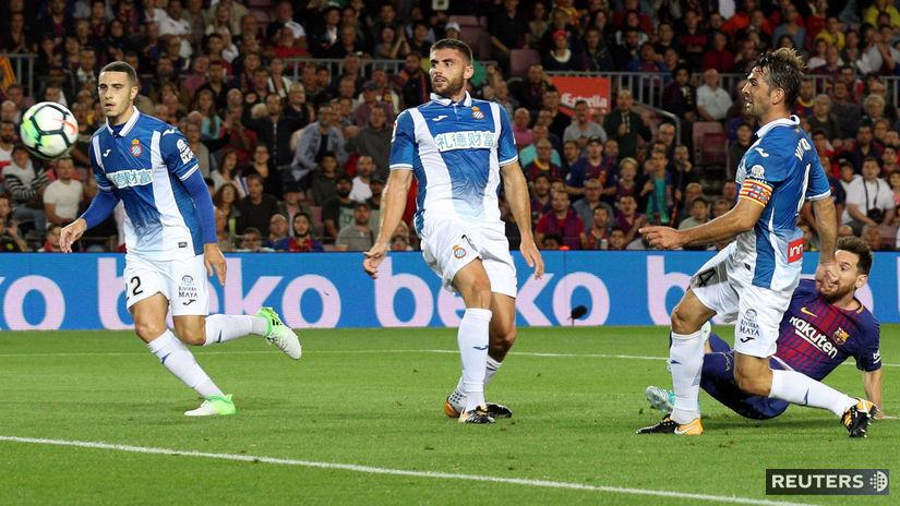 Lionel Messi, Espanyol