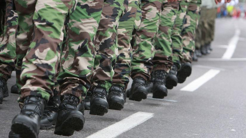 Ozbrojené sily SR vojak, vojaci