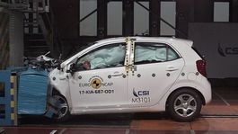 Euro NCAP - Kia Picanto
