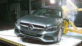 Euro NCAP - Mercedes-Benz C Cabrio 2