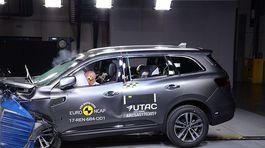 Euro NCAP - Renault Koleos