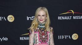 Herečka Nicole Kidman tiež nechýbala v Toronte na párty.